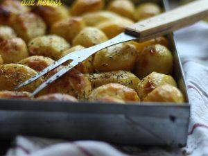 Pommes de terre grenailles épicées