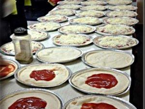 Opération 1064 Pizzas