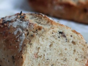 Mini-baguettes aux graines multi-céréales