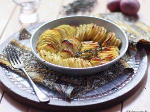 Croustillant de pommes de terre à la suédoise