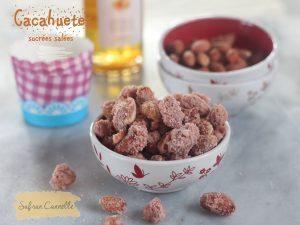 ChouChous  ( Cacahuètes sucrées – salées ) recette en vidéo