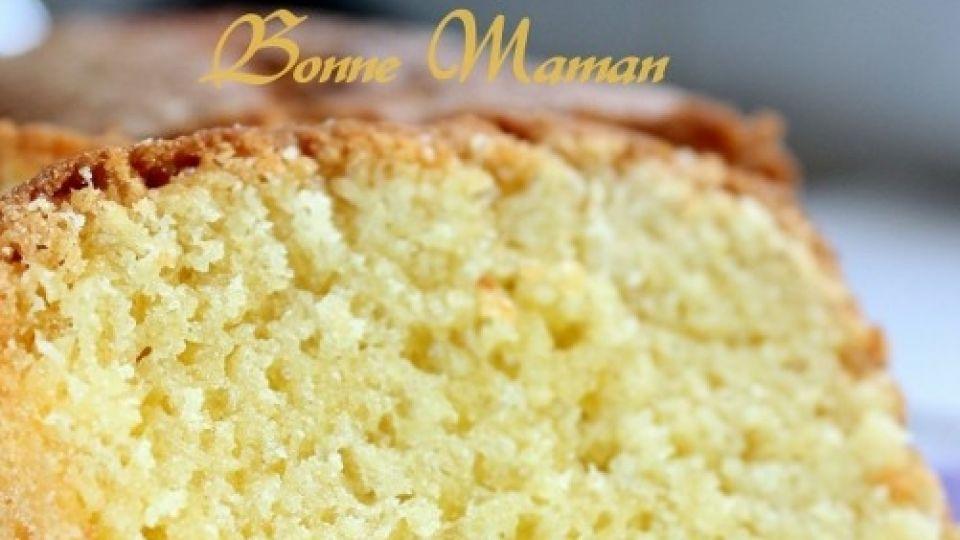 Quatre Quarts Bonne Maman Le Blog Safran Cannellele Blog Safran