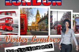 Visiter London gratuitement